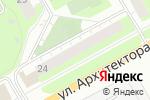 Схема проезда до компании Римэкс в Перми