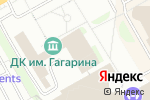 Схема проезда до компании Маскарад в Перми