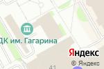 Схема проезда до компании Круг друзей в Перми