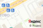 Схема проезда до компании Али Баба в Перми