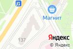 Схема проезда до компании Пермьэлектроуралмонтаж в Перми