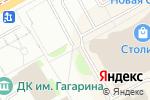Схема проезда до компании iRoom service and accessories в Перми
