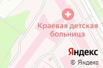 Схема проезда до компании ДИАПАЗОН в Перми