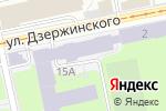 Схема проезда до компании ПГНИУ в Перми