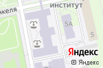 Схема проезда до компании Монтажная компания в Перми