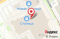 Схема проезда до компании Эском-Пермь в Перми