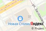 Схема проезда до компании Мир Хвостатых в Перми