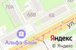 Схема проезда до компании Робинзон в Перми