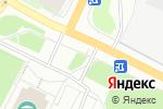 Схема проезда до компании One love в Перми