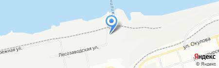 Древит Плюс на карте Перми