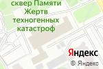 Схема проезда до компании Я расту в Перми