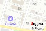 Схема проезда до компании Баярд в Перми
