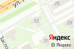 Схема проезда до компании Frutme.ru в Перми