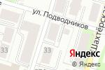 Схема проезда до компании ГрантСтрой в Перми