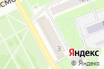 Схема проезда до компании OZON.ru в Перми