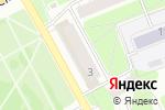Схема проезда до компании Автомир в Перми