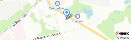 Камаз на карте Перми