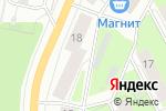 Схема проезда до компании Бирвик в Перми