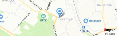 Акустический комфорт на карте Перми