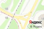 Схема проезда до компании Фаворит-Моторс в Перми