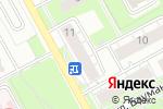 Схема проезда до компании Почтовое отделение №66 в Перми