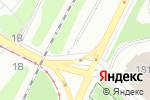 Схема проезда до компании В кадре в Перми