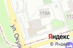 Схема проезда до компании Пермский извозчик в Перми