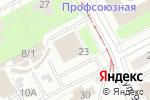 Схема проезда до компании Кабинет коррекции фигуры в Перми
