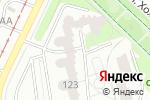 Схема проезда до компании Строители Урала в Перми