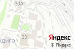 Схема проезда до компании ВК БРИЗ в Перми