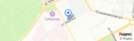 Дежавю на карте Перми
