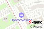 Схема проезда до компании Управление Жилым Фондом в Перми