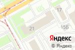 Схема проезда до компании Жилкомсервис в Перми