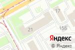 Схема проезда до компании Лукойл-Пермнефтеоргсинтез в Перми