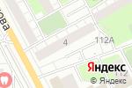 Схема проезда до компании Versus в Перми