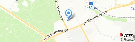 Versus на карте Перми