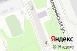 Схема проезда до компании ДЮСШ армейского рукопашного боя в Перми