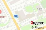 Схема проезда до компании Олеся в Перми
