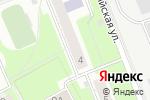Схема проезда до компании ПАУК в Перми