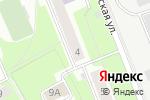 Схема проезда до компании Аспект в Перми