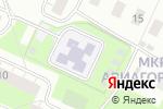 Схема проезда до компании Экспресс-шаверма в Перми