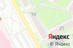Схема проезда до компании Floret в Перми