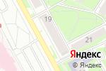 Схема проезда до компании Светаник в Перми
