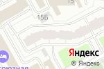 Схема проезда до компании Минкар в Перми