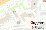 Схема проезда до компании Комиссия по делам несовершеннолетних и защите их прав Индустриального района в Перми