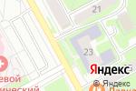 Схема проезда до компании Восход в Перми