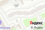 Схема проезда до компании Красивые люди в Перми
