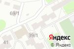 Схема проезда до компании 101 мелочь в Перми