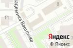 Схема проезда до компании Азиза в Перми