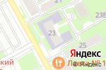 Схема проезда до компании Детская музыкальная школа №10 в Перми